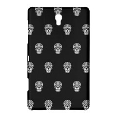 Skull Pattern Bw  Samsung Galaxy Tab S (8 4 ) Hardshell Case  by MoreColorsinLife
