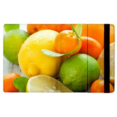 Citrus Fruits Apple Ipad 3/4 Flip Case