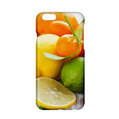 Citrus Fruits Apple Iphone 6/6s Hardshell Case by emkurr