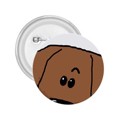 Peeping Dachshund 2.25  Buttons by TailWags
