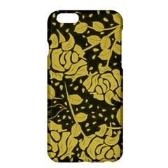 Floral Wallpaper Forest Apple iPhone 6/6S Plus Hardshell Case by ImpressiveMoments