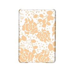 Floral Wallpaper Peach iPad Mini 2 Hardshell Cases by ImpressiveMoments