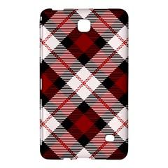 Smart Plaid Red Samsung Galaxy Tab 4 (7 ) Hardshell Case