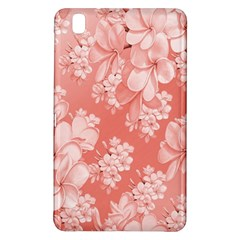 Delicate Floral Pattern,pink  Samsung Galaxy Tab Pro 8 4 Hardshell Case by MoreColorsinLife