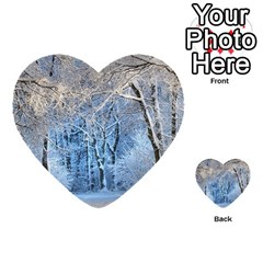 Another Winter Wonderland 1 Multi Purpose Cards (heart)