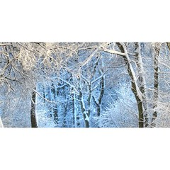 Another Winter Wonderland 1 You Are Invited 3d Greeting Card (8x4)