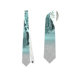 Another Winter Wonderland 2 Neckties (one Side)