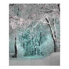 Another Winter Wonderland 2 Shower Curtain 60  X 72  (medium)  by MoreColorsinLife