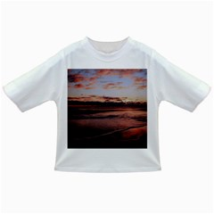Stunning Sunset On The Beach 3 Infant/toddler T Shirts by MoreColorsinLife