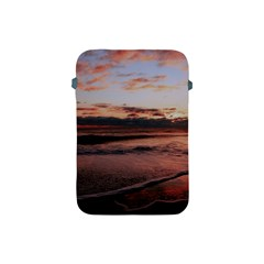 Stunning Sunset On The Beach 3 Apple Ipad Mini Protective Soft Cases by MoreColorsinLife