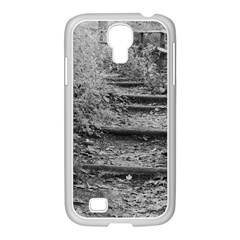 Another Way Samsung GALAXY S4 I9500/ I9505 Case (White) by MoreColorsinLife