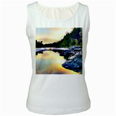 Stunning Nature Evening Women s Tank Tops by MoreColorsinLife
