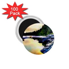 Stunning Nature Evening 1 75  Magnets (100 Pack)  by MoreColorsinLife