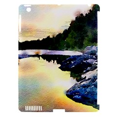Stunning Nature Evening Apple Ipad 3/4 Hardshell Case (compatible With Smart Cover) by MoreColorsinLife