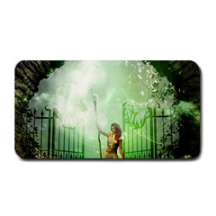 The Gate In The Magical World Medium Bar Mats by FantasyWorld7