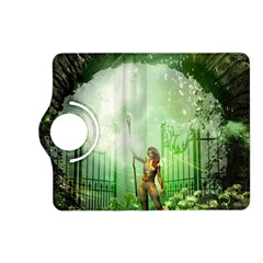 The Gate In The Magical World Kindle Fire Hd (2013) Flip 360 Case by FantasyWorld7