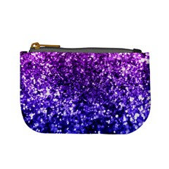 Midnight Glitter Mini Coin Purses by KirstenStar