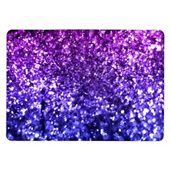 Midnight Glitter Samsung Galaxy Tab 10 1  P7500 Flip Case by KirstenStar