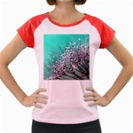 Dandelion 2015 0701 Women s Cap Sleeve T-Shirt