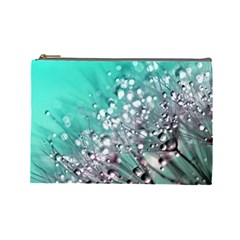 Dandelion 2015 0701 Cosmetic Bag (large)