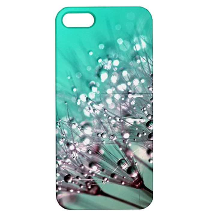 Dandelion 2015 0701 Apple iPhone 5 Hardshell Case with Stand