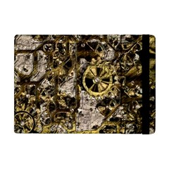 Metal Steampunk  Apple Ipad Mini Flip Case by MoreColorsinLife