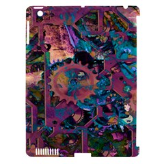 Steampunk Abstract Apple Ipad 3/4 Hardshell Case (compatible With Smart Cover) by MoreColorsinLife