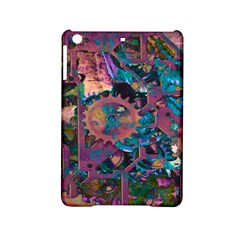 Steampunk Abstract Ipad Mini 2 Hardshell Cases by MoreColorsinLife