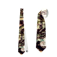 Steampunk 4 Soft Neckties (two Side)
