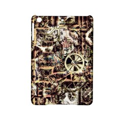 Steampunk 4 Soft iPad Mini 2 Hardshell Cases by MoreColorsinLife