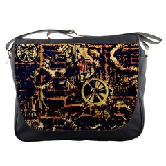 Steampunk 4 Messenger Bags by MoreColorsinLife