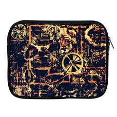 Steampunk 4 Apple Ipad 2/3/4 Zipper Cases by MoreColorsinLife