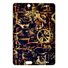 Steampunk 4 Kindle Fire Hd (2013) Hardshell Case by MoreColorsinLife