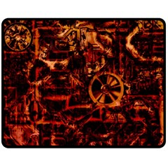 Steampunk 4 Terra Fleece Blanket (Medium)