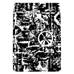 Steampunk Bw Flap Covers (s)  by MoreColorsinLife