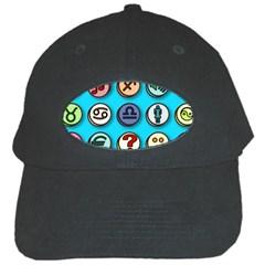 Emotion Pills Black Cap by ScienceGeek