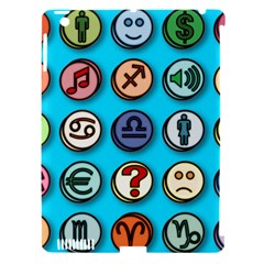 Emotion Pills Apple Ipad 3/4 Hardshell Case (compatible With Smart Cover) by ScienceGeek
