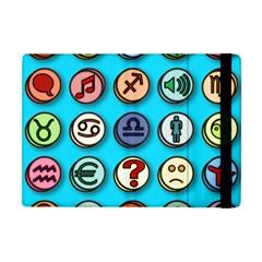 Emotion Pills Apple Ipad Mini Flip Case by ScienceGeek