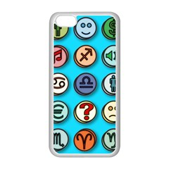 Emotion Pills Apple Iphone 5c Seamless Case (white) by ScienceGeek