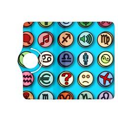 Emotion Pills Kindle Fire Hdx 8 9  Flip 360 Case by ScienceGeek