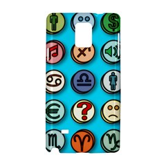Emotion Pills Samsung Galaxy Note 4 Hardshell Case by ScienceGeek