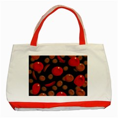 Blood Cells Classic Tote Bag (red)  by ScienceGeek