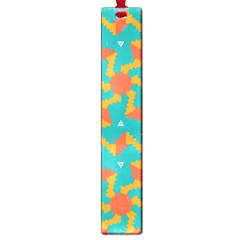 Sun Pattern Large Book Mark by LalyLauraFLM