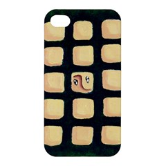 Crowd  Apple Iphone 4/4s Premium Hardshell Case by theimagezone