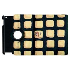 Crowd  Apple Ipad 2 Flip 360 Case by theimagezone