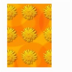 Dandelion Pattern Large Garden Flag (Two Sides)