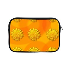 Dandelion Pattern Apple Ipad Mini Zipper Cases by theimagezone