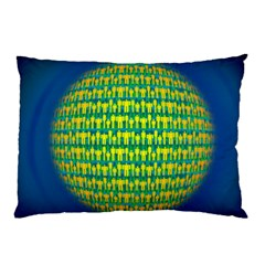 People Planet  Pillow Cases (two Sides) by theimagezone