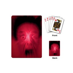 Scream Playing Cards (Mini)  by theimagezone