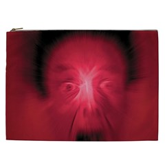 Scream Cosmetic Bag (xxl)  by theimagezone